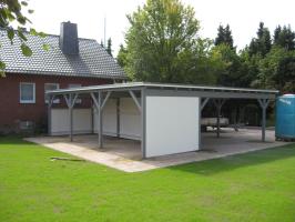 Vieth & Voß GmbH - Zimmerei
